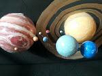 O Sistema Solar  em  sala de aula