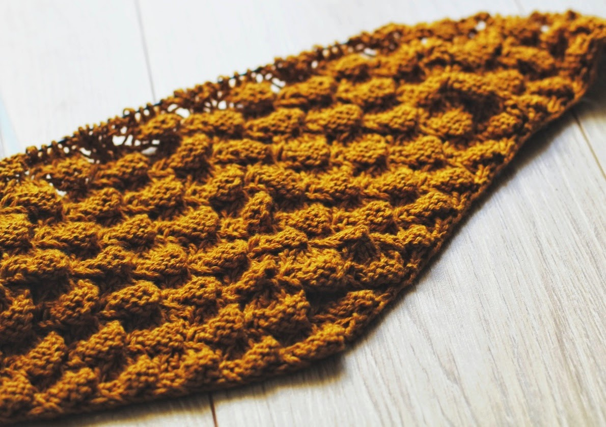 yarn along: chèche