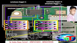 Sunny Bajaj: Nokia E72 Display IC Jumper
