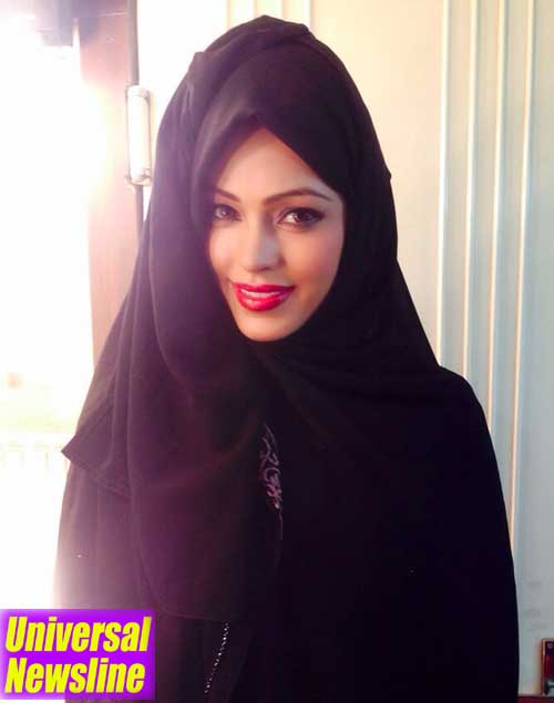 Universal Newsline - Business, Lifestyle, Entertainment : Bollywood babe  Devshi Khanduri to play a burkha- wearing Muslim character
