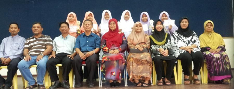 Keputusan Peperiksaan Penilaian Menengah Rendah (PMR) 2012