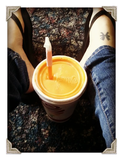 jamba juice carrot orange mango juice smoothie