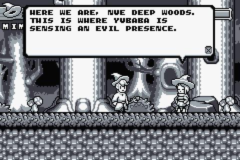 No te pierdas Moira, un plataformas de acción mágico inspirado en los cartuchos para GameBoy