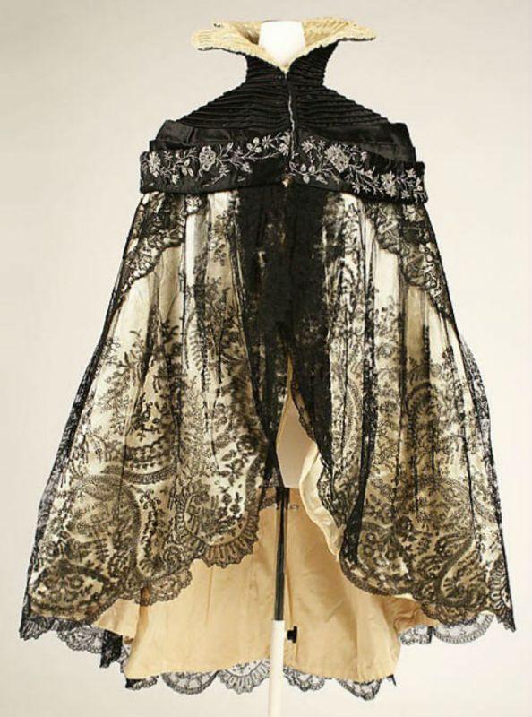 La moda de principio del S-19. Metropolitan Museum of Art