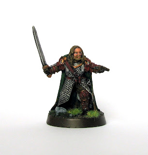 Gamling Rohan Royal Guard