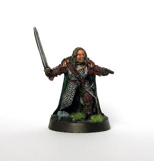 Gamling Rohan Royal Guard