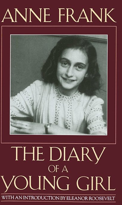 Ann Frank book cover