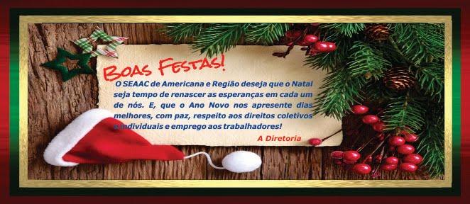 Um feliz Natal para você