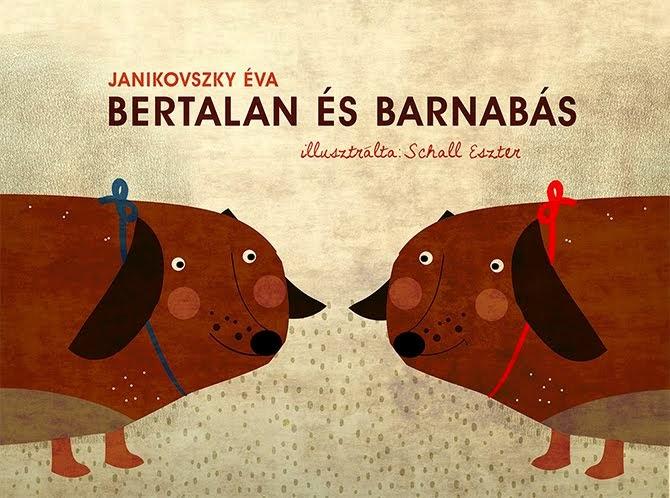 Bertalan és Barnabás papírszínház