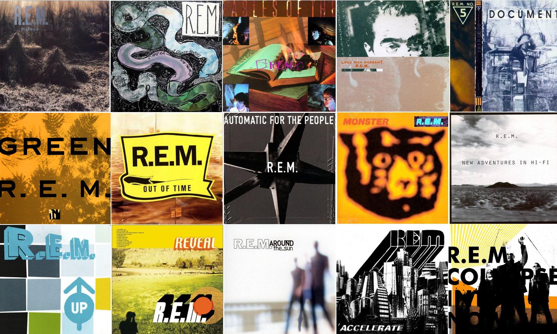 Discografia R.E.M