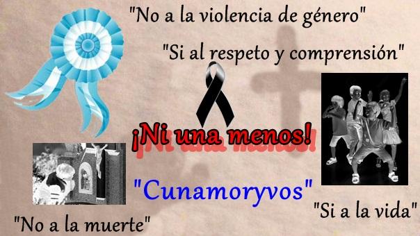 Nunca más un ser humano debe llorar a un ser querido por culpa de la violencia y el descontrol!!!