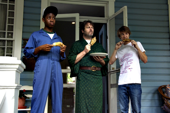 Me & Earl & and the dying girl