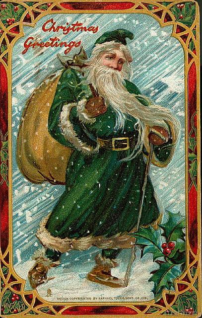 Подарок щедрый дед мороз