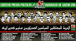 Libertad para los presos políticos saharauis
