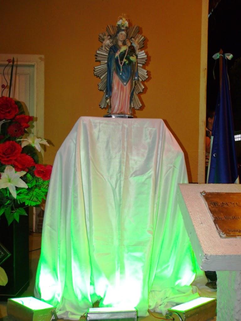 Imagens da Santa Missa de abertura da festa em honra a Nossa Senhora do Perpétuo Socorro