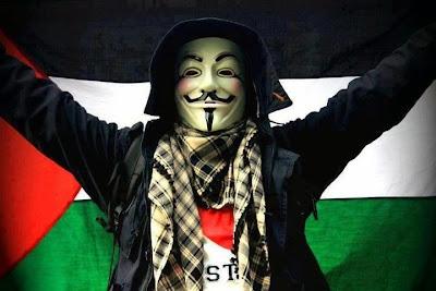 Kumpulan Hacker Anonymous Ukuran Besar