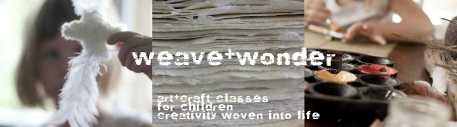 weave+wonder