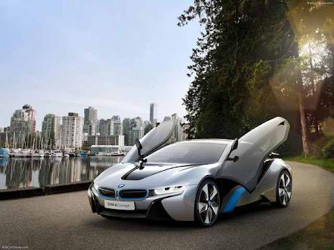 BMW i8, Konsep Mobil hibrida Efisien Dinamis