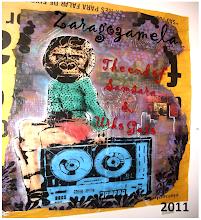 """DESCARGA """"ZARAGOZAMELA"""" SPLIT JUNTO A URKO GATO (ESPAÑA) NOVIEMBRE 2011"""