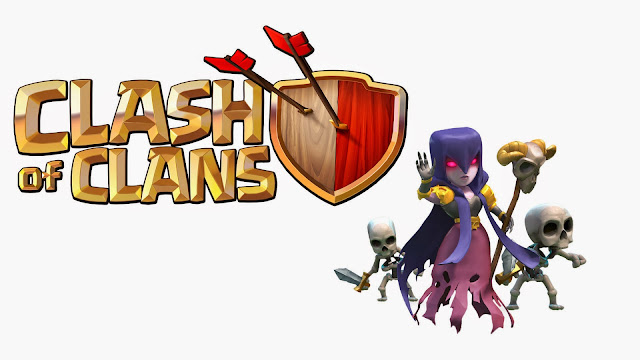 1234-Witch Clash of Clans Dark Elixir Troops HD Wallpaperz
