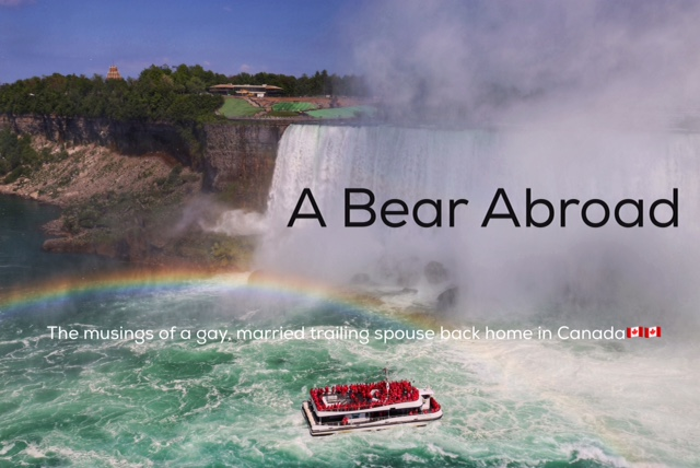 A Bear Abroad