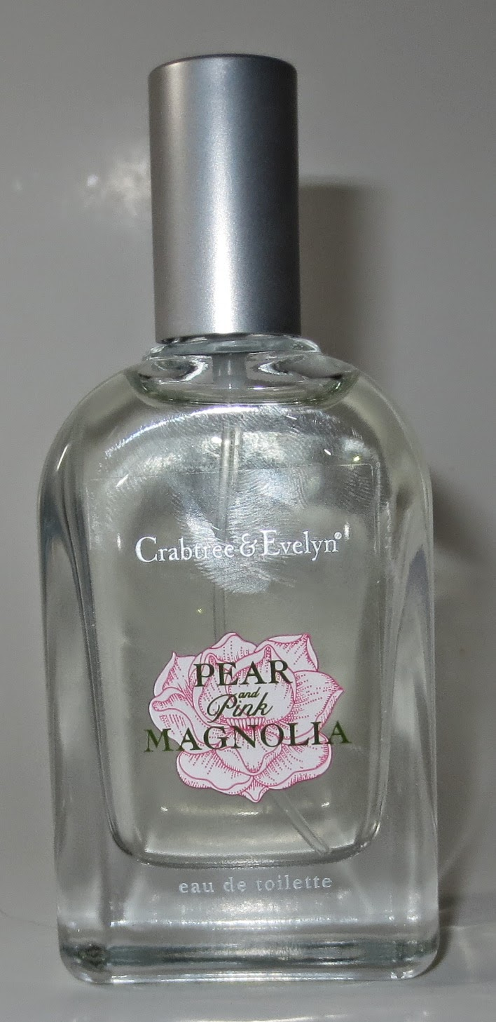 Crabtree & Evelyn Pear & Pink Magnolia EDT