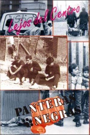 Panteras Negras - Lejos Del Centro (1989)