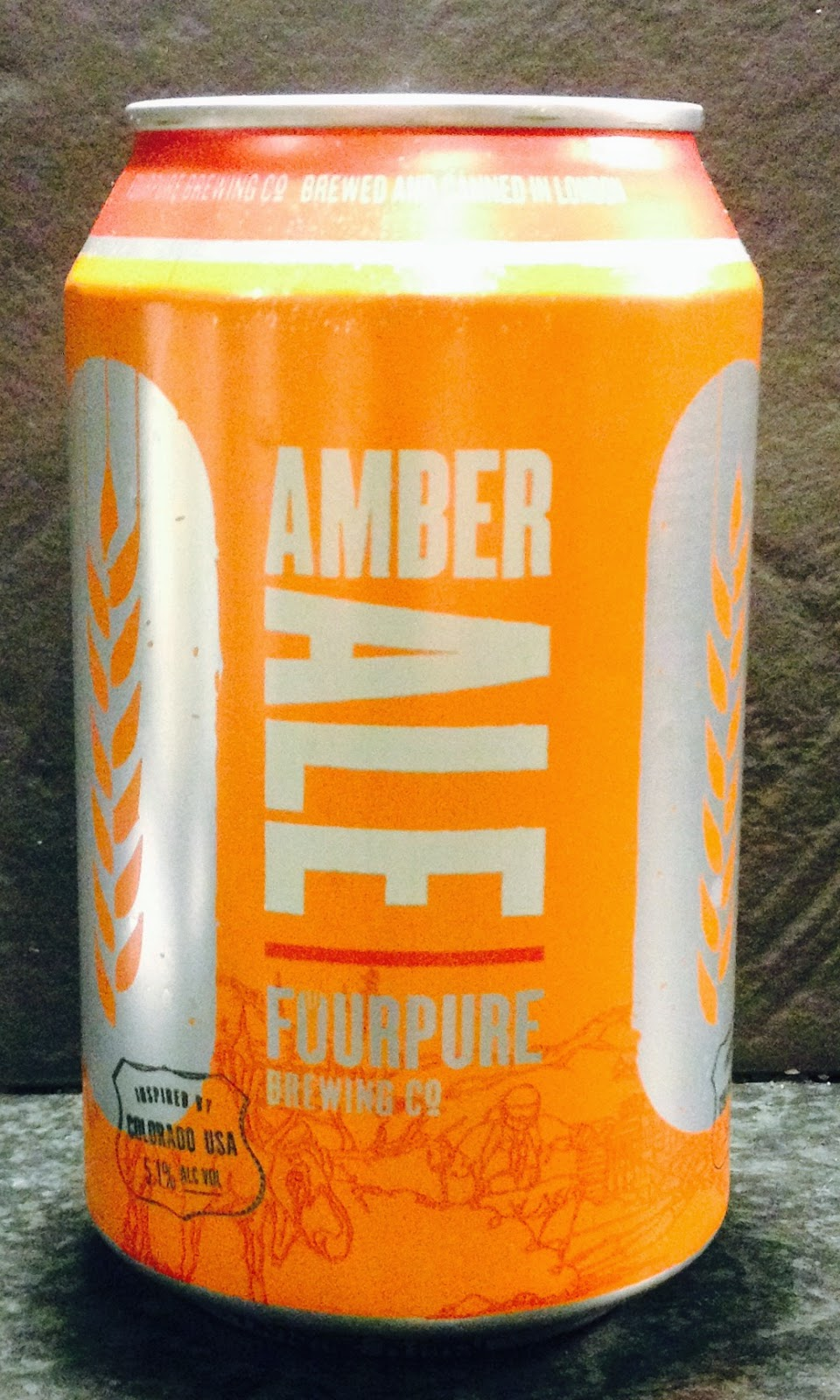 Amber Ale (Fourpure Brewing)