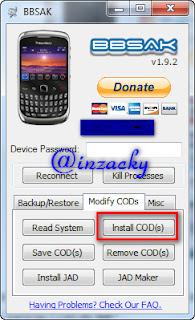 Menambah Bahasa Arab di Blackberry dengan BBSAK