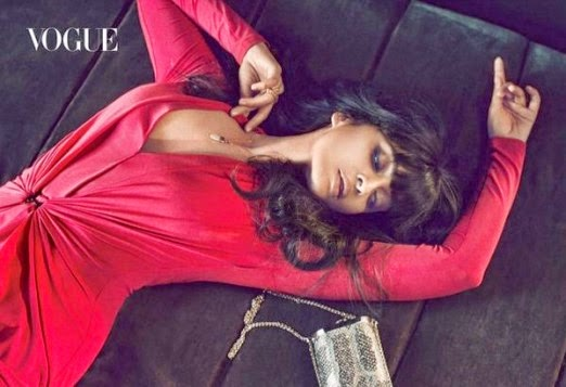 Aishwarya Rai Dons a Completely Different Look for Vogue India March 2015