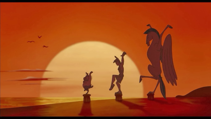 Hercules (1997) from Walt Disney Pictures. Written and Directed by Ron Clements and John Musker.