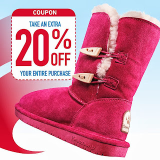 image relating to Famous Footwear Printable Coupon known as Popular Sneakers: 20% Off Printable Coupon/Promo Code