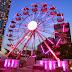Outubro Rosa: roda-gigante é instalada no Parque Ibirapuera