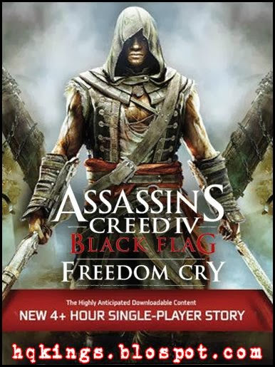 Assassin's Creed Freedom Cry [Repack] 4GB