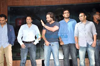 Kunal &  Saif Ali Khan at Audio release of 'Go Goa Gone'