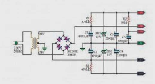 r u00e9gulateur de puissance simple alimentation 12v 15v 30v
