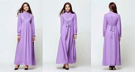 New Arrival. Reesa Ruffles Dress Dengan Design Terkini Yang Pasti Memikat HAti