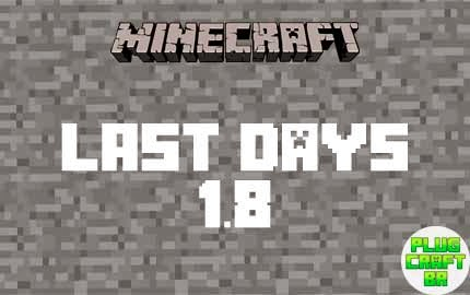 Last days resource pack 1.8