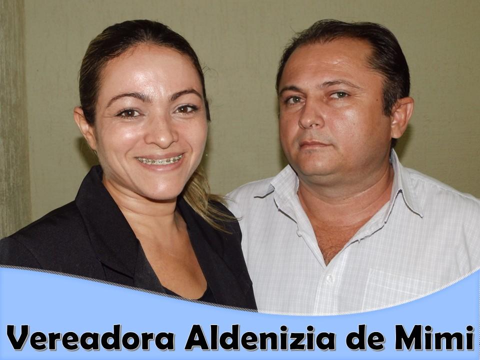 PORTAL ORÓS CONTA COM O APOIO DO VEREADORA ALDENIZIA DE MIMI