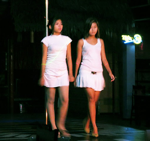Nightclubs in Yangon Myanmar