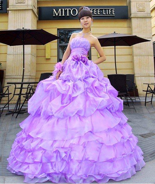 Labels purple wedding dress wedding dress