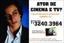CURSO DE INTERPRETAÇÃO PARA TV E CINEMA