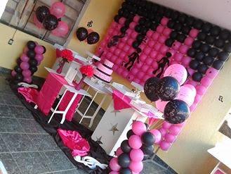 Balada Preto e Pink