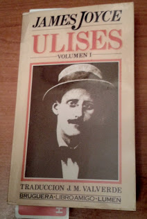 JAMES JOYCE, Ulises