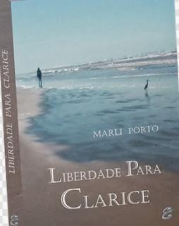 Livro Liberdade para Clarice