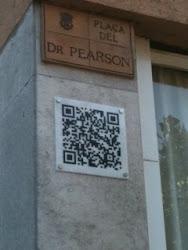 QR de la Plaça del Dr. Pearson