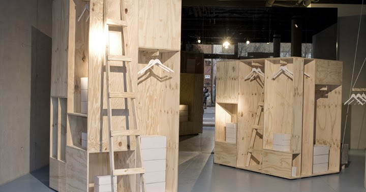 collected wonders sigurd larsen zalando s pop up store. Black Bedroom Furniture Sets. Home Design Ideas