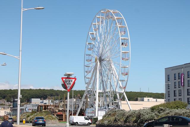 Big wheel at Weston Super Mare