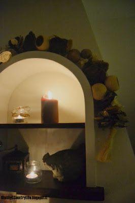 Sere d' Autunno... Luci & Corners of the house  [ Kitchen ] - shabby&countryLife.blogspot.it