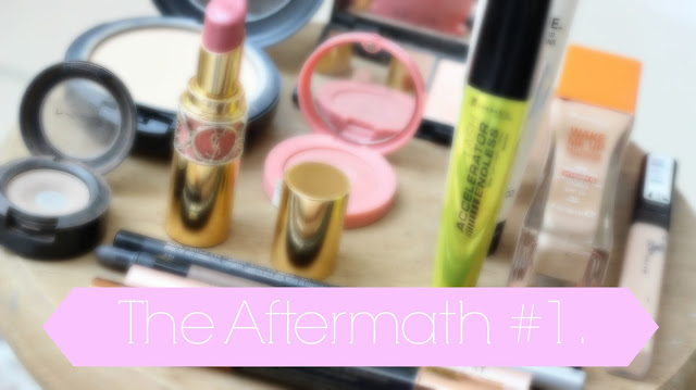 aftermath make-up blog